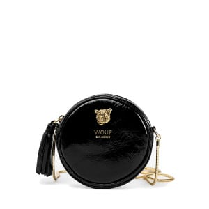 Sac Rond Black Tiger