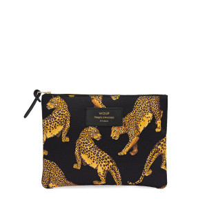 Trousse L Black Leopard