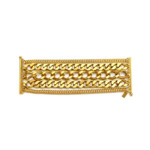 Bracelet Beaumarchais Plaqué Or