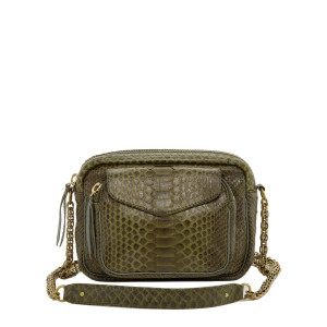 Sac Big Charly Python Kaki