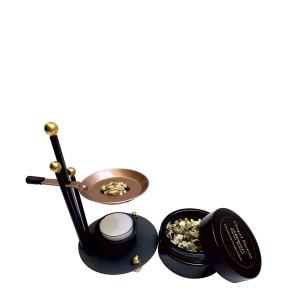 Kit Encens et Brûle Parfum Ceremonia