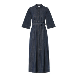 Robe Chambray Denim