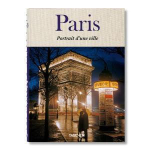 Livre Portrait Paris