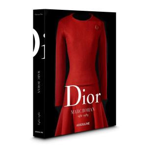 Coffret Livres Dior par Marc Bohan, 1961-1989