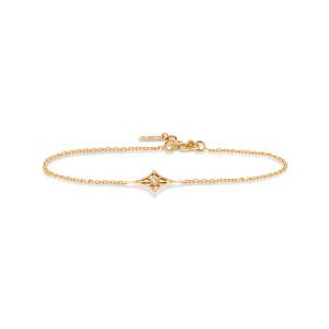 Bracelet Cheyenne Losange Diamant Or Jaune