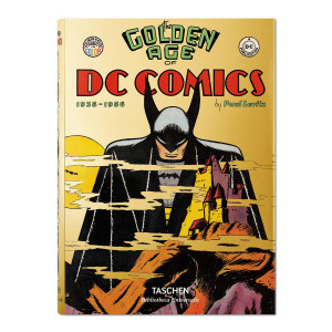 Livre Golden Age of DC Comics 1935-1956