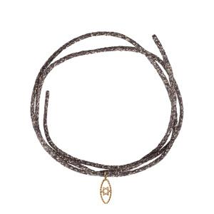 Bracelet Divine Iris Étoile de David Or Jaune