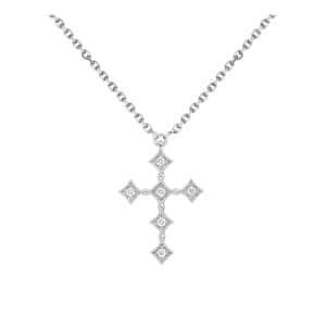 Collier Divine Or Diamants