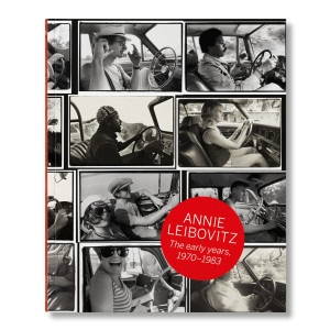Livre Annie Leibovitz, The Early Years 1970–1983
