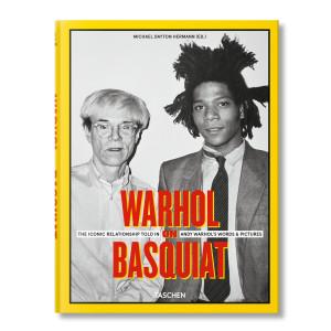 Livre Warhol On Basquiat