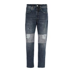 Jean Homme Up Denim Coton Bleu