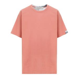 Tee-shirt Homme Artu Blooms Coton Saumon Multicolore