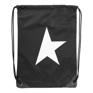 Sac à Dos Star Nylon Noir Blanc