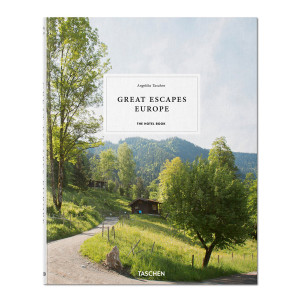 Livre Great Escapes : Europe, The Hotel Book 2019