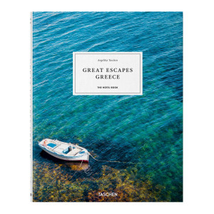 Livre Great Escapes : Greece, The Hotel Book