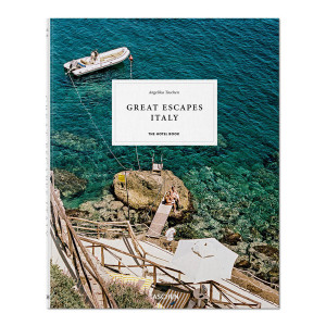 Livre Great Escapes : Italy, The Hotel Book 2019
