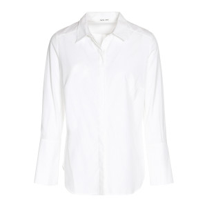 Chemise Ema Coton Blanc