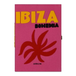 Pochette Ibiza Bohemia, Assouline x Olympia Le-Tan