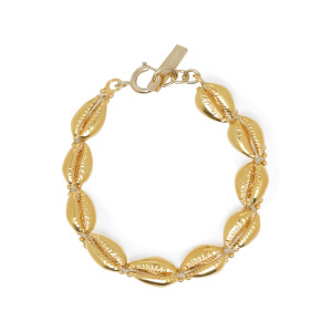 Bracelet Amer Laiton Doré