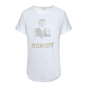 Tee-shirt Koldi Lin Blanc Argenté