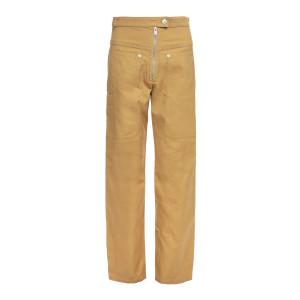 Pantalon Phil Coton Lin Camel