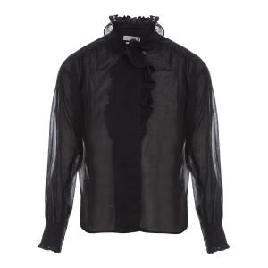 Top Pamias Coton Noir