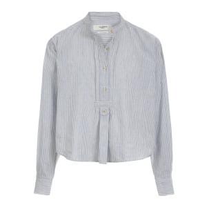 Top Jamet Coton Bleu