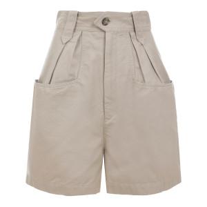 Short Palinoa Coton Beige