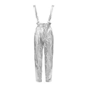 Pantalon Gilekla Coton Argenté