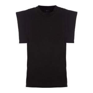 Tee-shirt Zelipa Coton Noir