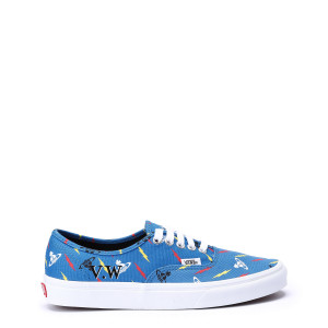 Baskets UA Authentic Imprimé Bleu Vivienne Westwood x Vans