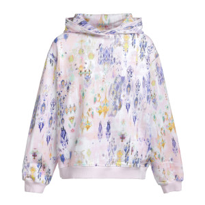 Sweatshirt Likely Coton Rose