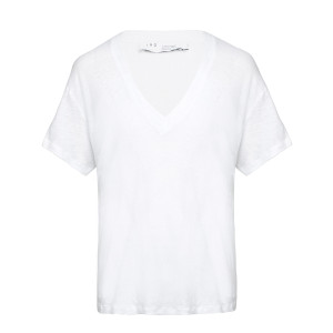 Tee-shirt Héloïse Lin Blanc