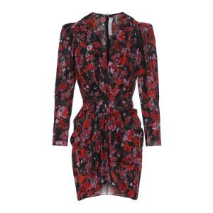 Robe Forrie Noir Rouge, Exclusivité Lulli