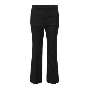 Pantalon Teller Laine Noir