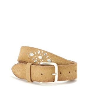 Ceinture Freem Cuir Crust Natural