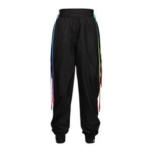 Pantalon Drawstring Noir