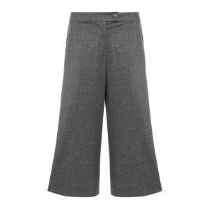 Pantalon Yves Laine Chiné Noir