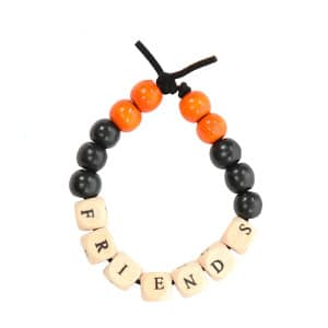 Bracelet Love Beads Bois FRIEND