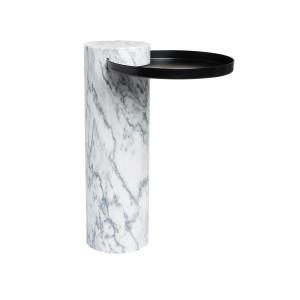 Table Salute Marbre Blanc