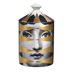 Bougie Parfumée 300g Losanghe Doré