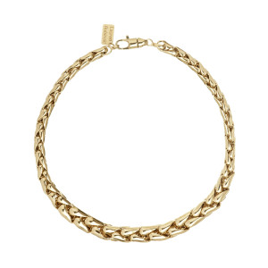 Collier Small 14 Carats Or Jaune