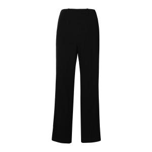 Pantalon Satin Crêpe Noir