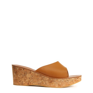 Mules Kelly Pul Naturel