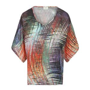 Tee-shirt Mimosa Imprimé Multicolore