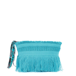 Petite Trousse Walakin Hippie Éponge Turquoise