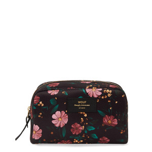 Trousse Big Beauty Black Flowers