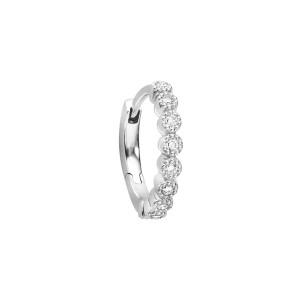 Mini Créole Madame Bovary Or Diamants (vendue à l'unité)