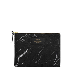 Trousse L Black Marble