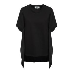 Tee-shirt Coton Noir